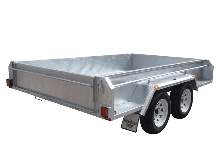Tipper Trailer - Car Carriers