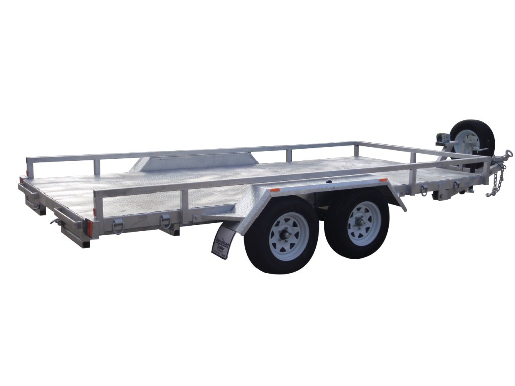 Car Trailers Available in Melbourne